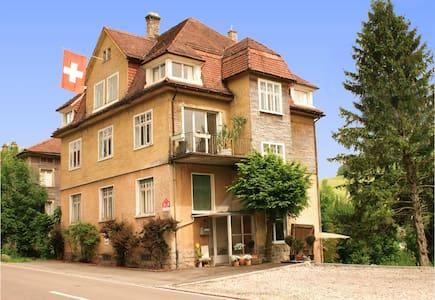 Bed & Breakfast Zimmer Weiss - Degersheim - Inap sarapan