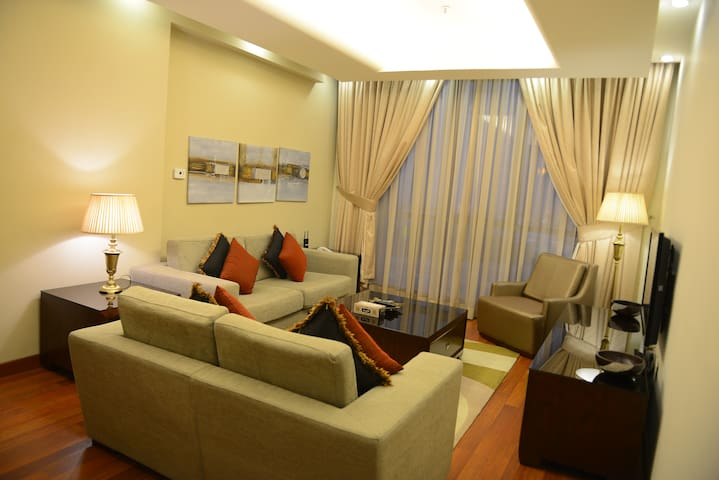Super high quality 1 bedroom apat - Kuwait City - Leilighet