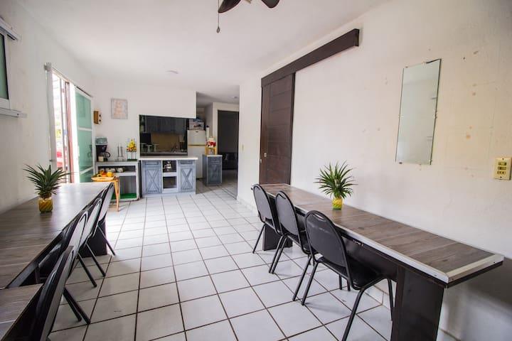 Litibu Studio at Hostal Tropical Vallarta