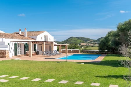 In the countryside with pool - Villa Na Bona