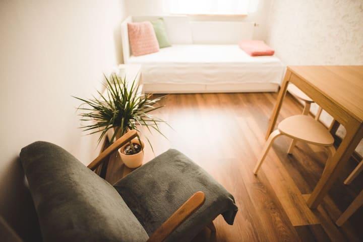 Nový Jičín, byt 2+kk v rodinném domě