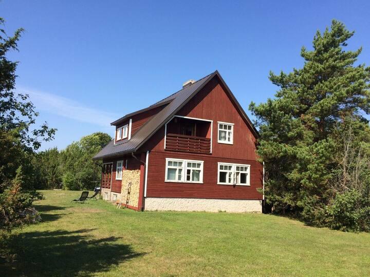 Cozy holiday home in Saaremaa