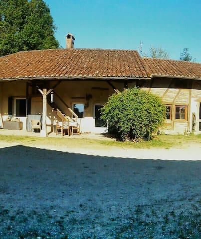 maison en Bresse