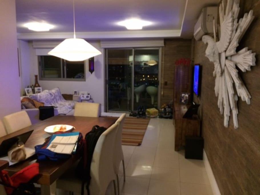 Jantar/dinner room