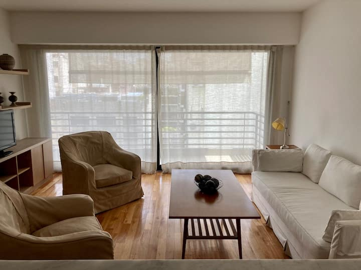 Apartment in Palermo w/ parking, Ugarteche St (72)