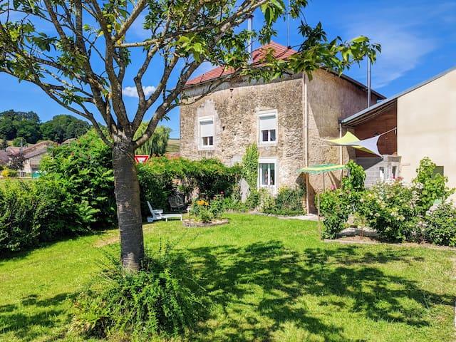 Gîte Monchablon à Avillers, Vosges