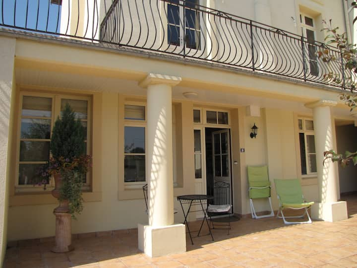 Exclusive ground floor apartment in Vouvant