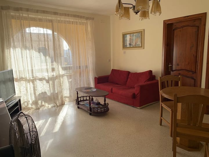 1 bedroom maisonette close to Marsascala seafront