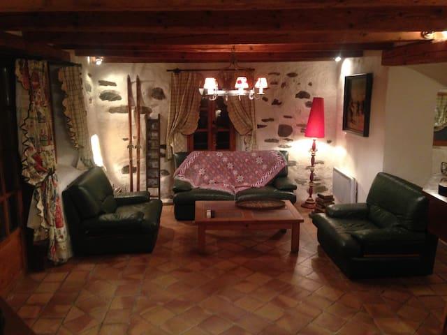 Chalet Mino - Beaufort - Dağ Evi