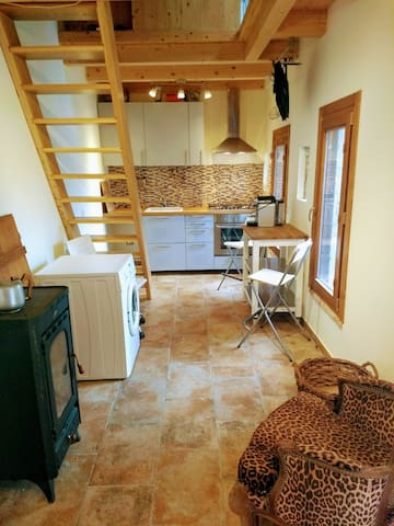 Loft Appartement on Organic Farm