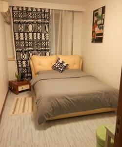 Lovely room near ZHONGYANG STREET  and riverside - Haerbin Shi