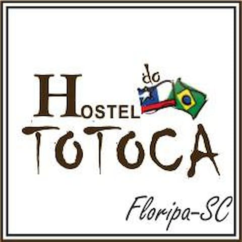 Hostel do Totoca - Quarto La Pascoa