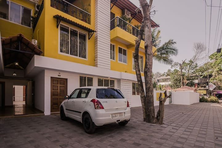 Charming one bhk