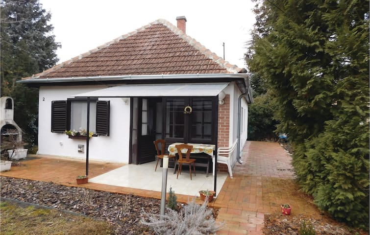 Holiday cottage with 1 bedroom on 60 m² in Agárd
