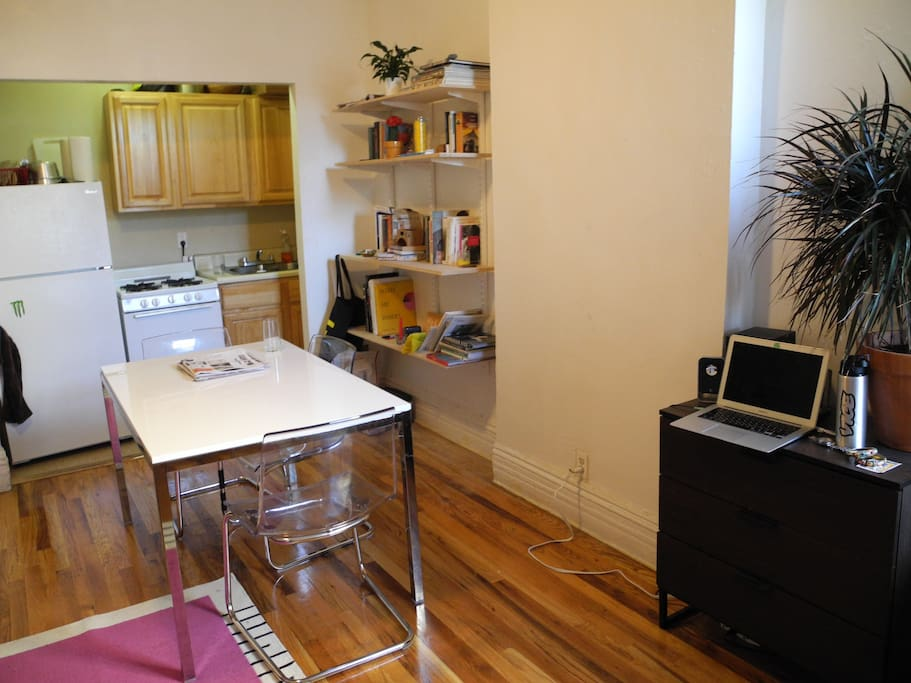 Clean quiet hip apt in bed stuy apartments for rent in brooklyn new york united states for Two bedroom apt in bed stuy area