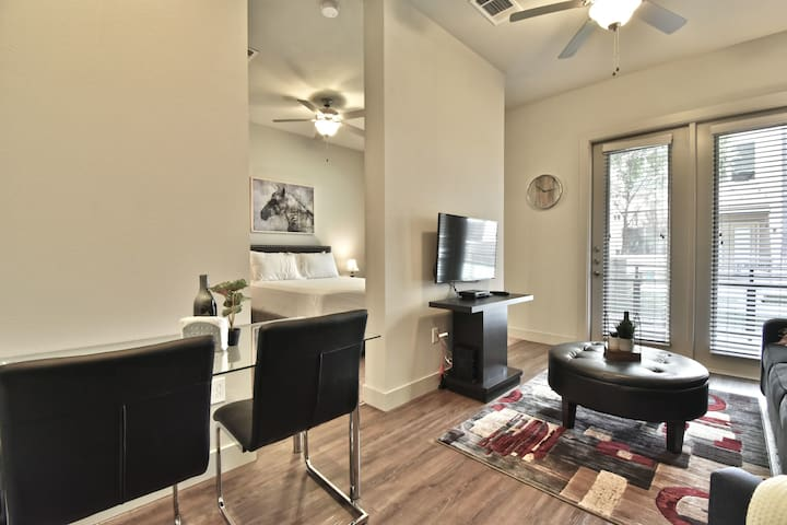 Corporate Apt Uptown Dallas / Garage / Wifi
