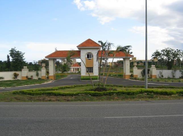 Costa Marina Garden II Main Entrance