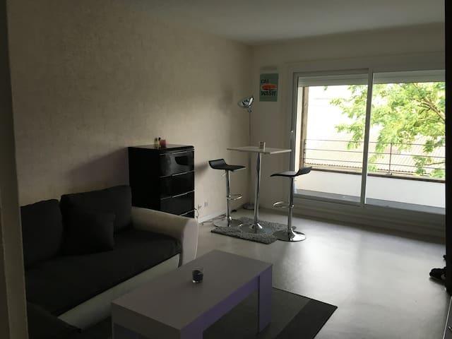 appartement t2 duplex/Résidence très calme - Talence - Huoneisto