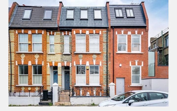 Cozy 3 bedroom apartment in Fulham