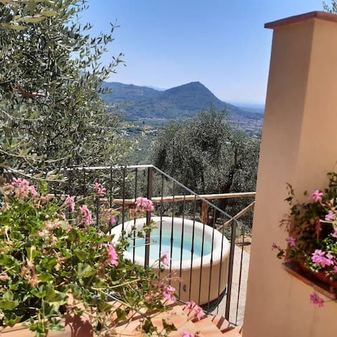 House for 4/6 people in Agriturismo Fonteregia