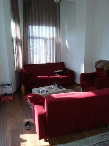 Oda kiralama - istanbul - Apartemen