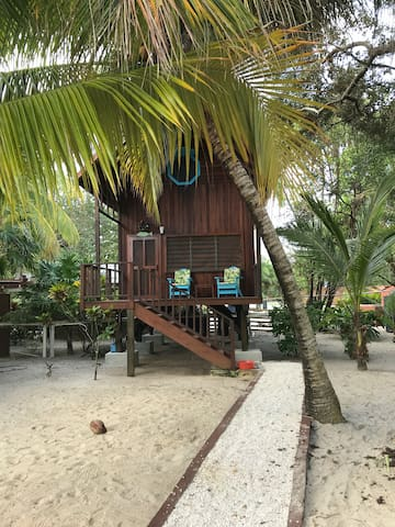 Beach House Cabana - Blue