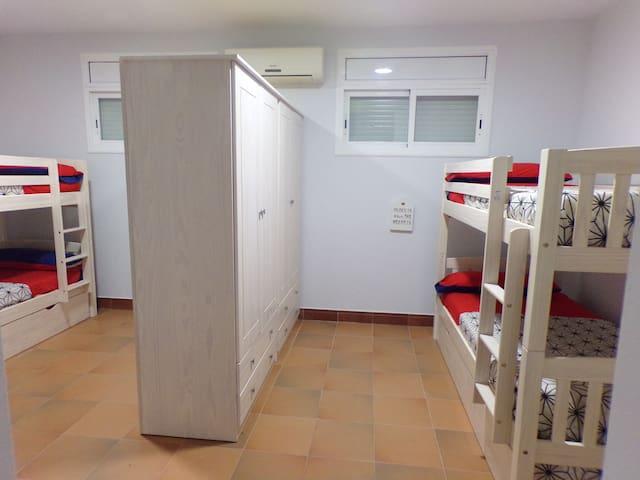 Habitación con encanto centrico