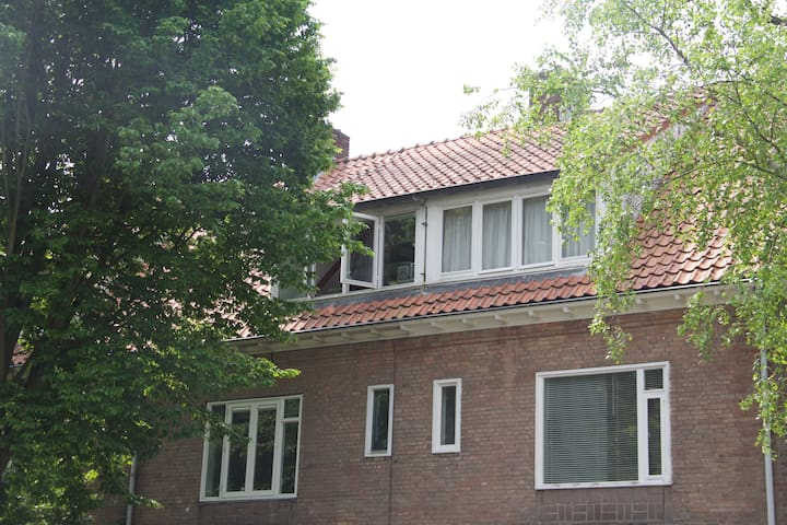 Elegant, light & spacious apartment, well located - Eindhoven - Daire