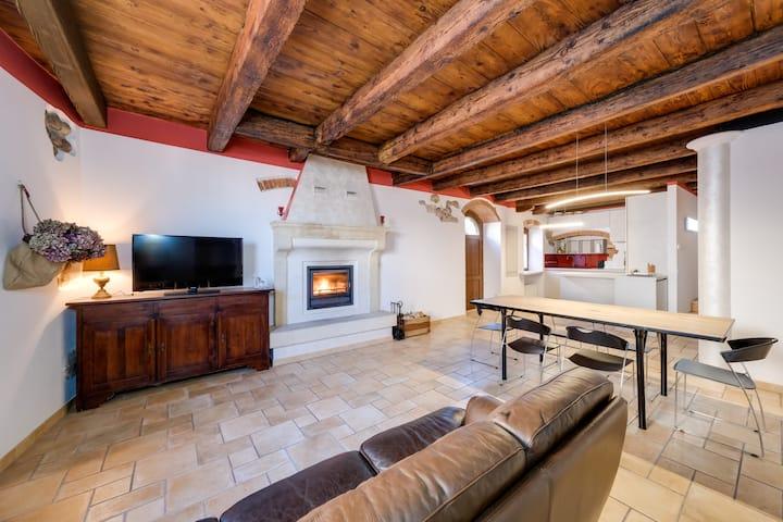 Ca' Gremal - Apartment in Calmasino di Bardolino