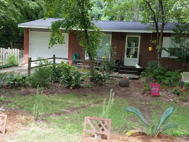 Columbia, SC:  Cottage near University