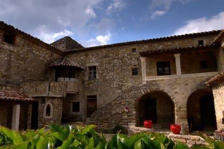 Mas Fabregue ( Mas Médiéval) - Servas - Villa