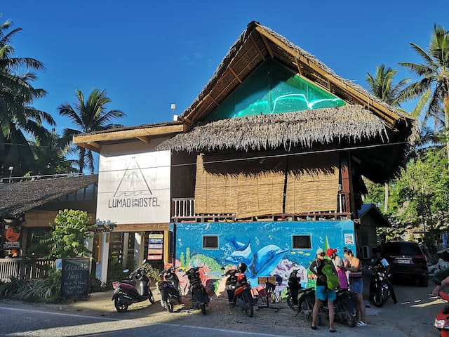 We are hands on at Lumad Hostel