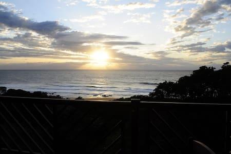 Zinkwazi beach front apartment with view - Nkwazi