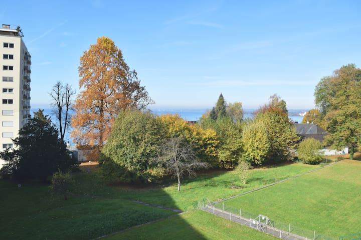 Gemütliches Feriendomizil direkt am Bodensee !