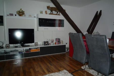 Top Maisonettewohnung-Hannover-City - Apartment