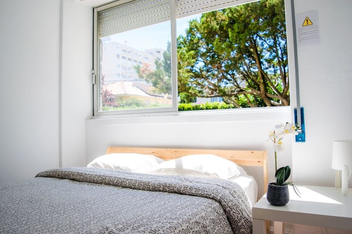 Double Room in a Beach House