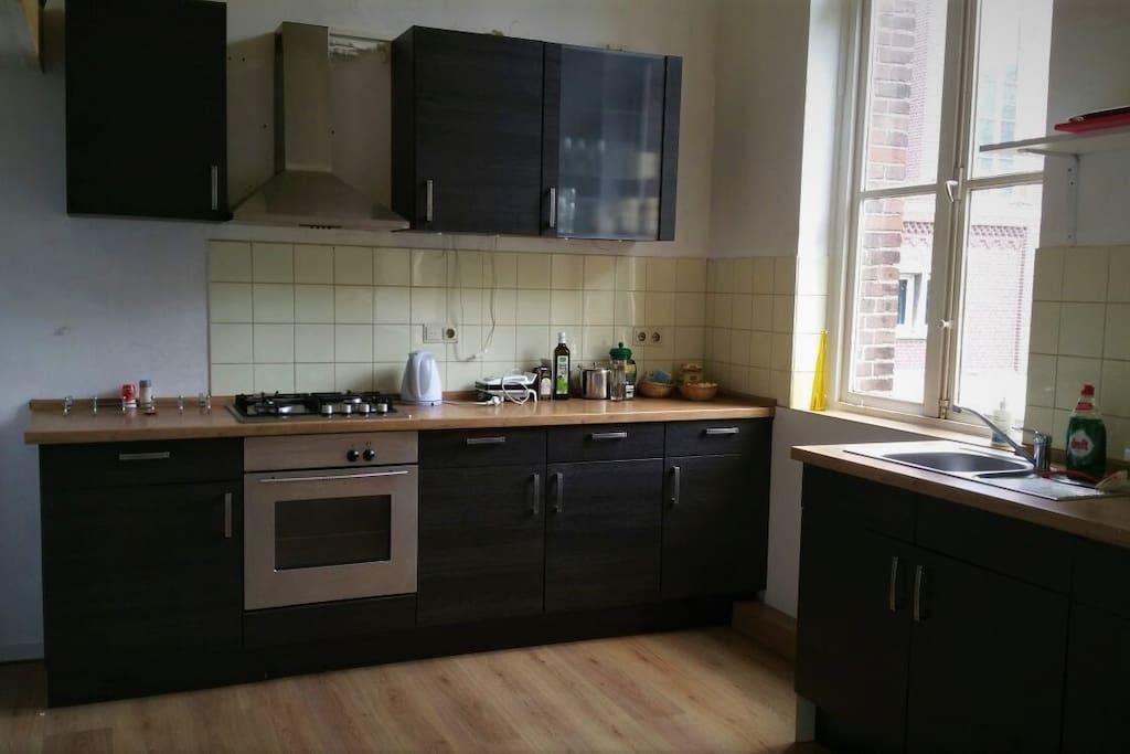 Keuken - appartement