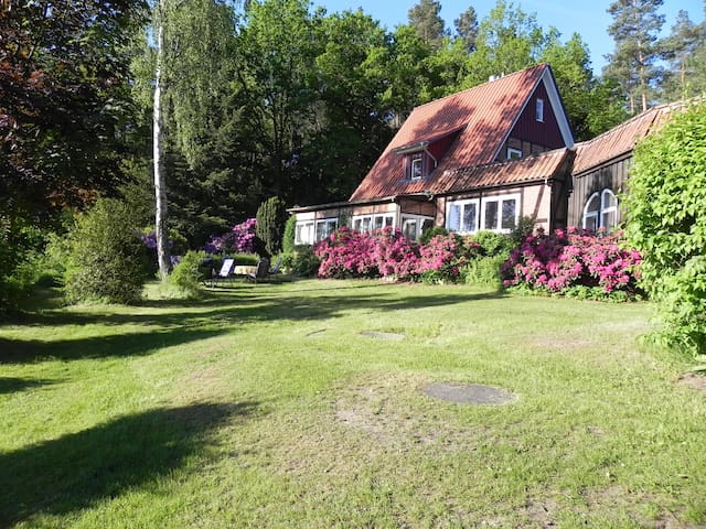 Ferienwohnung im Seminar- und Retreathaus - Göhrde - Wohnung