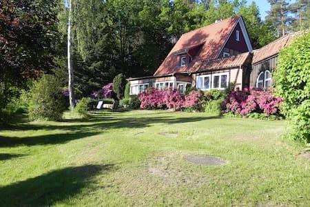 Ferienwohnung im Seminar- und Retreathaus - Göhrde - Daire