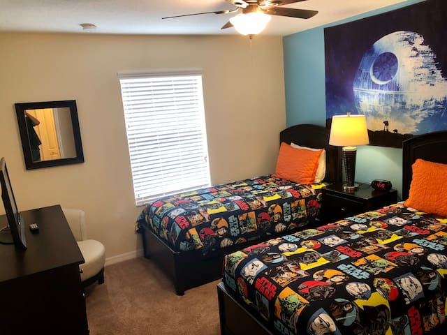 Great Family Home Private Pool 15 min From Disney