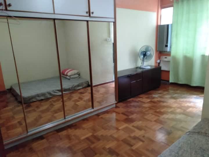 Nice and spacious bedroom