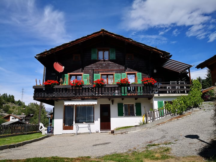 Chalet Alpia