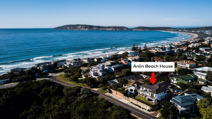 100m  to Robberg Beach - Garden View Suite