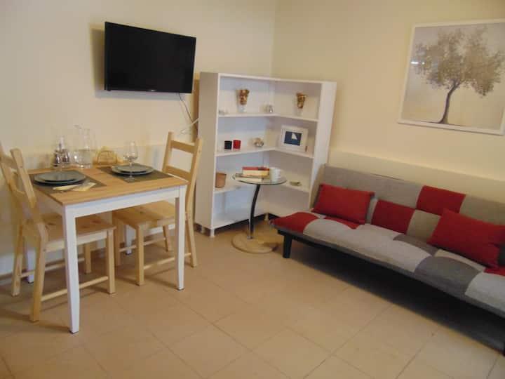 Modern & low cost apartment in Paleo Faliro