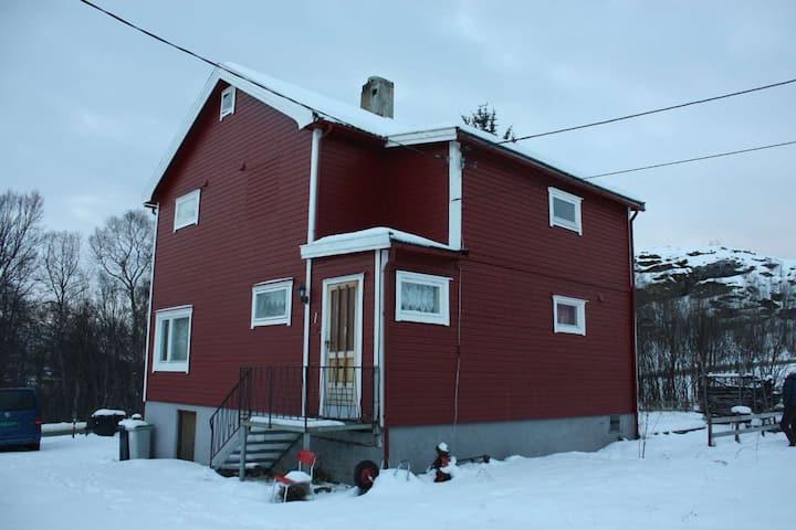 Hamnvikbakken house