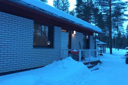 Luonua - Rovaniemi - Casa
