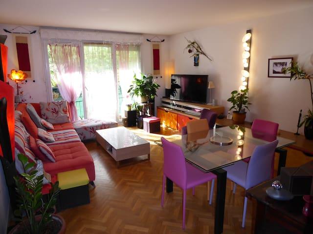 Chambre Meudon près de Paris - Meudon - Apartment