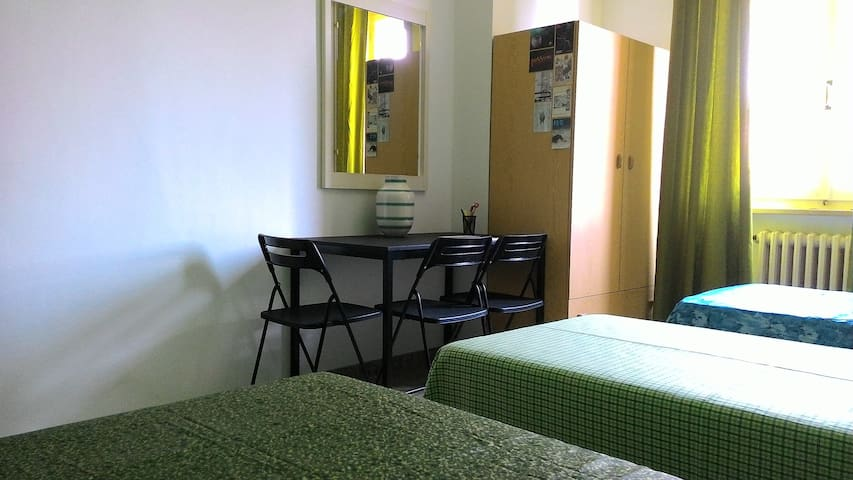 Daniela's House - Green Room - Senigallia - Appartement