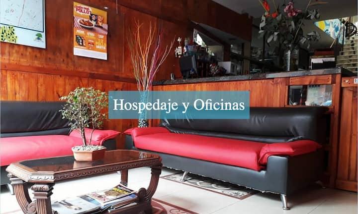 Casa Hotel Ejecutivo Imperial hospedaje y oficinas