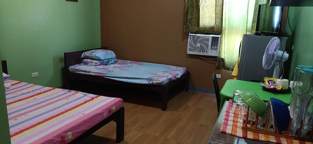 Gensan VRC Vacation Place  FREE WIFI & CABLE TV